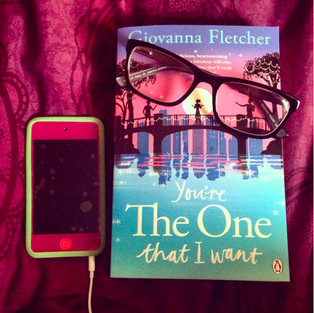 Book Review – You're The One That I Want – GiovannaFletcher
