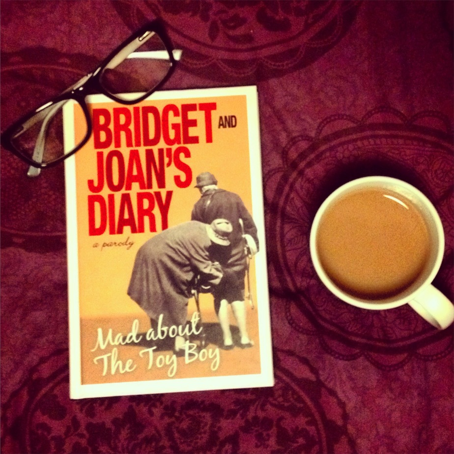 Book Review – Bridget and Joan's Diary – Mad About The Toy Boy  – Bridget Golightly & Joan Handcastle