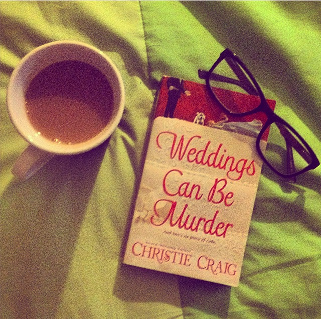 Book Review – Weddings Can Be Murder – Christie Craig