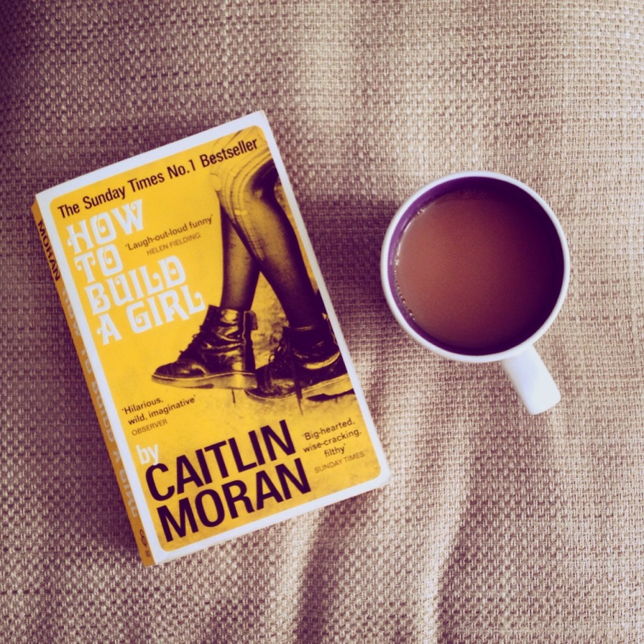 Book Review – Caitlin Moran – How To Build A Girl