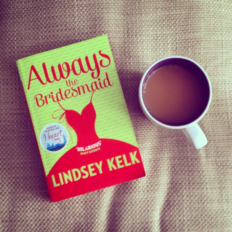 Book Review – Lindsey Kelk – Always the Bridesmaid