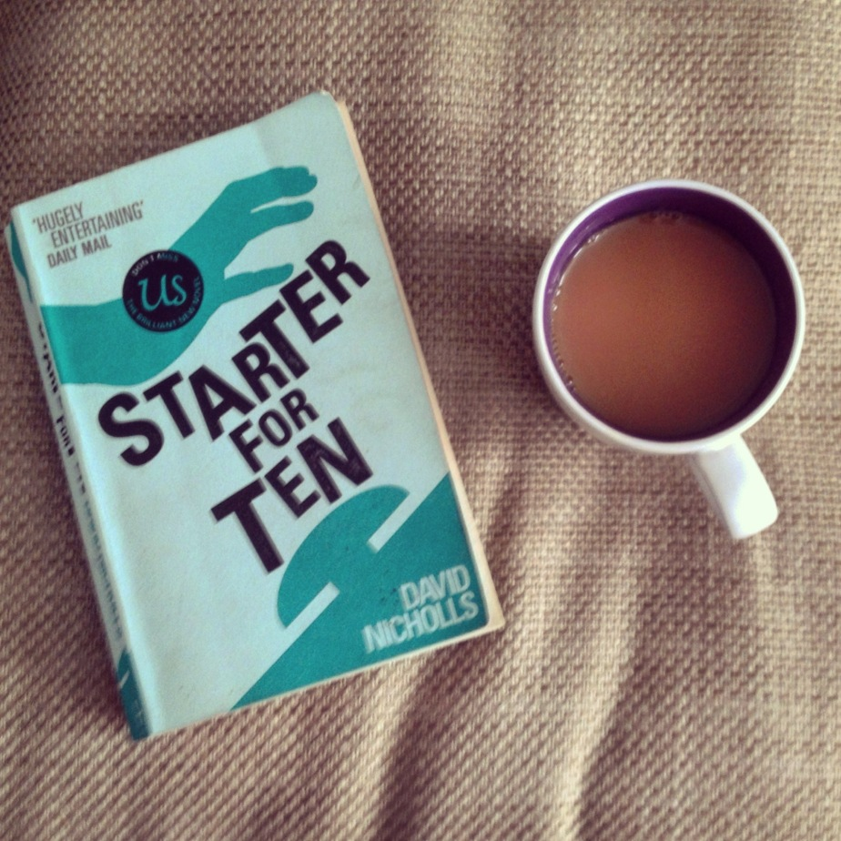 Book Review – Starter for Ten – David Nicholls
