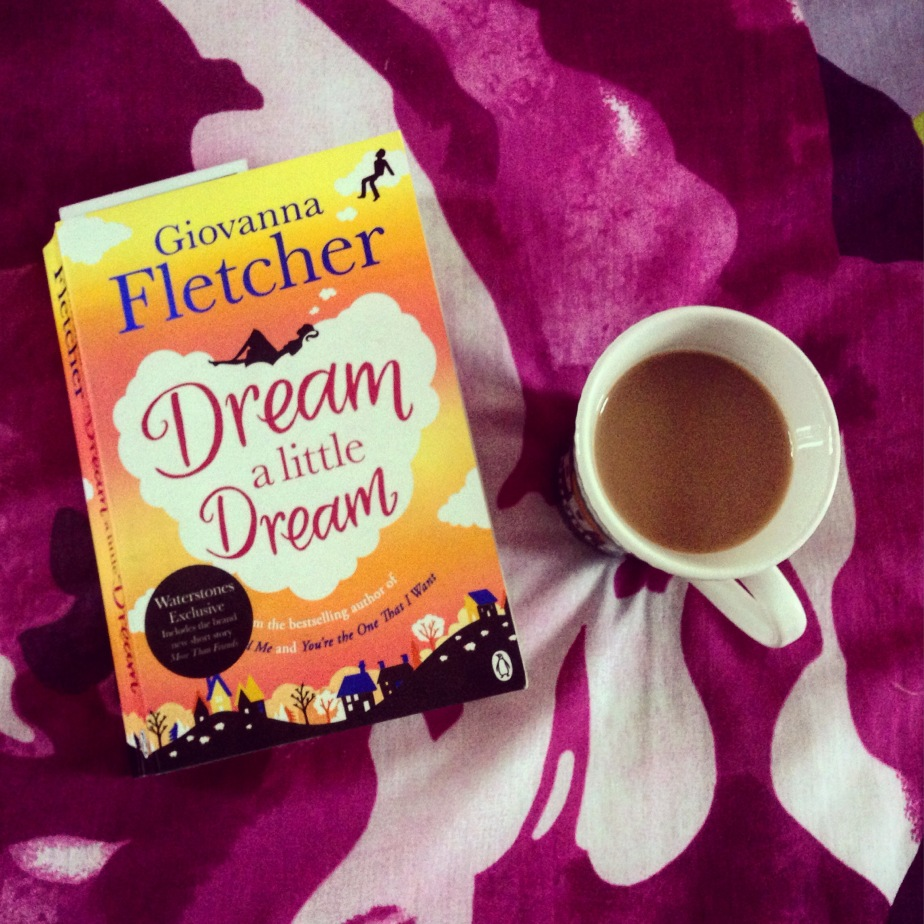Book Review – Dream a Little Dream – Giovanna Fletcher