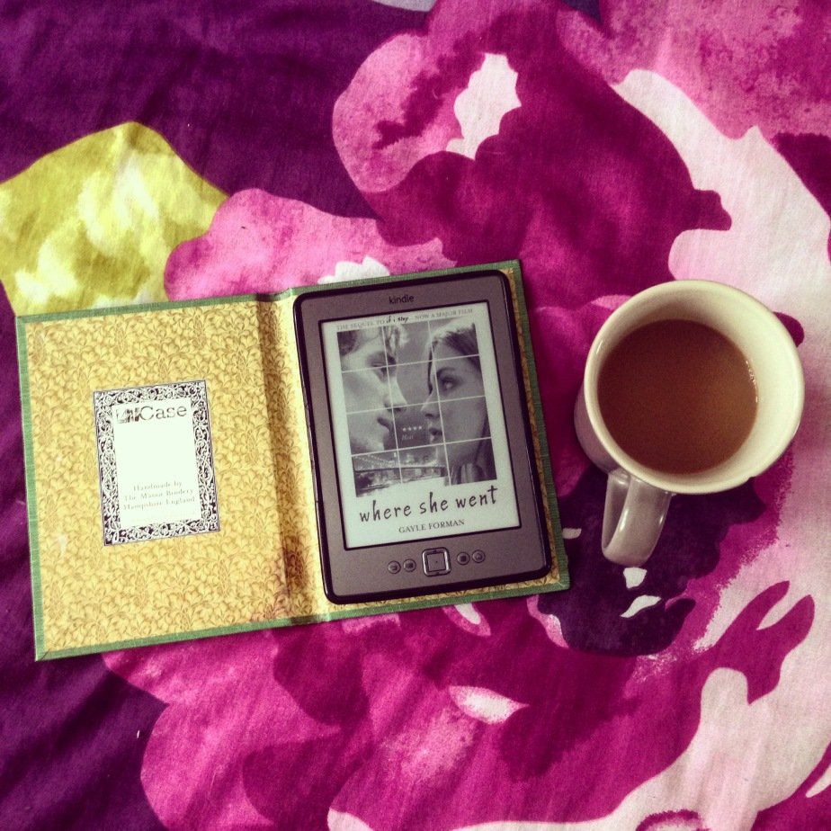 Book Review – Where She Went – GayleForman