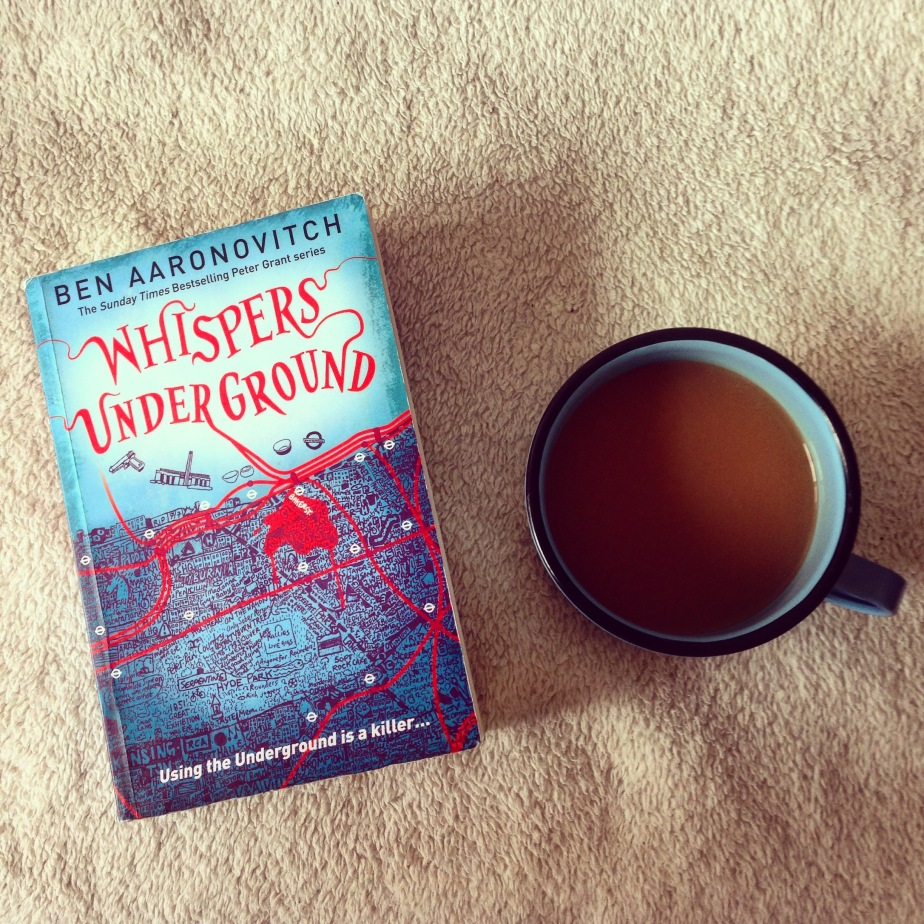 Book Review – Ben Aaronovitch – Whispers Underground