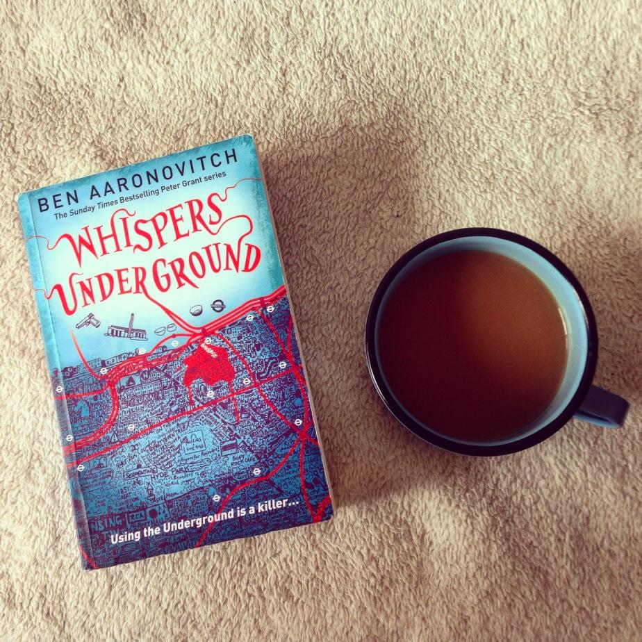Book Review – Ben Aaronovitch – WhispersUnderground