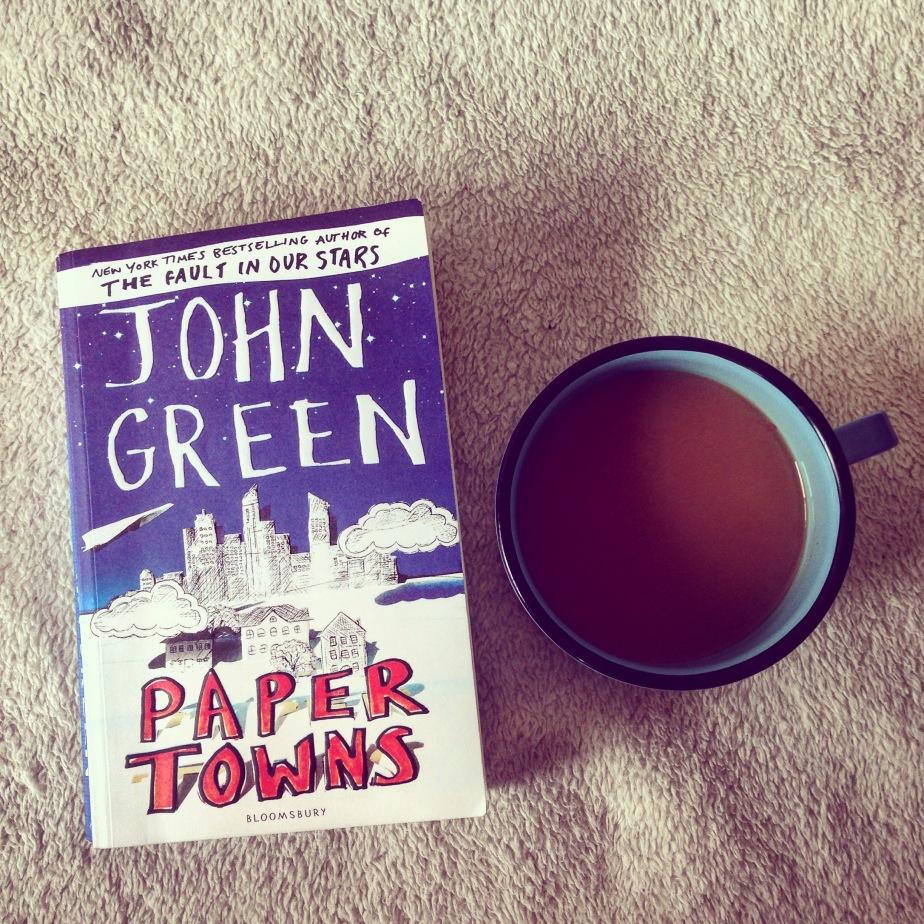 Book Review – John Green – PaperTowns