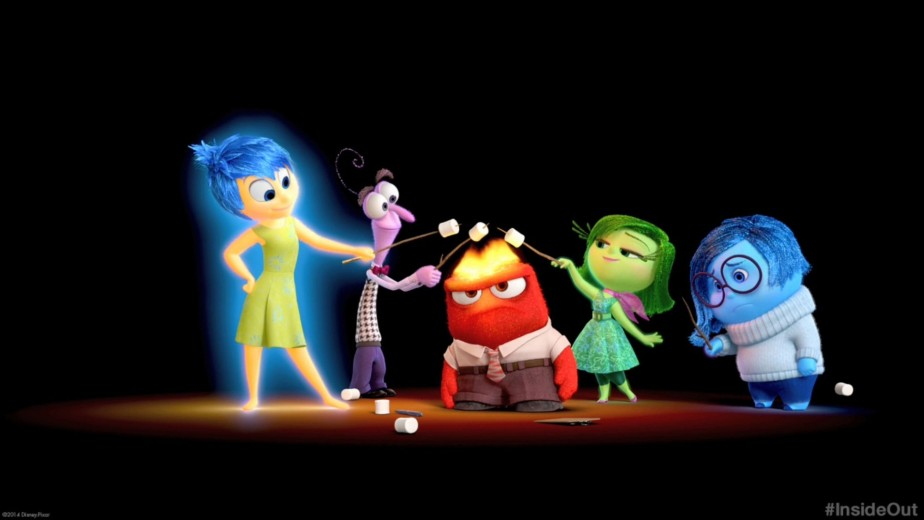 Film Review – Pixar – Inside Out