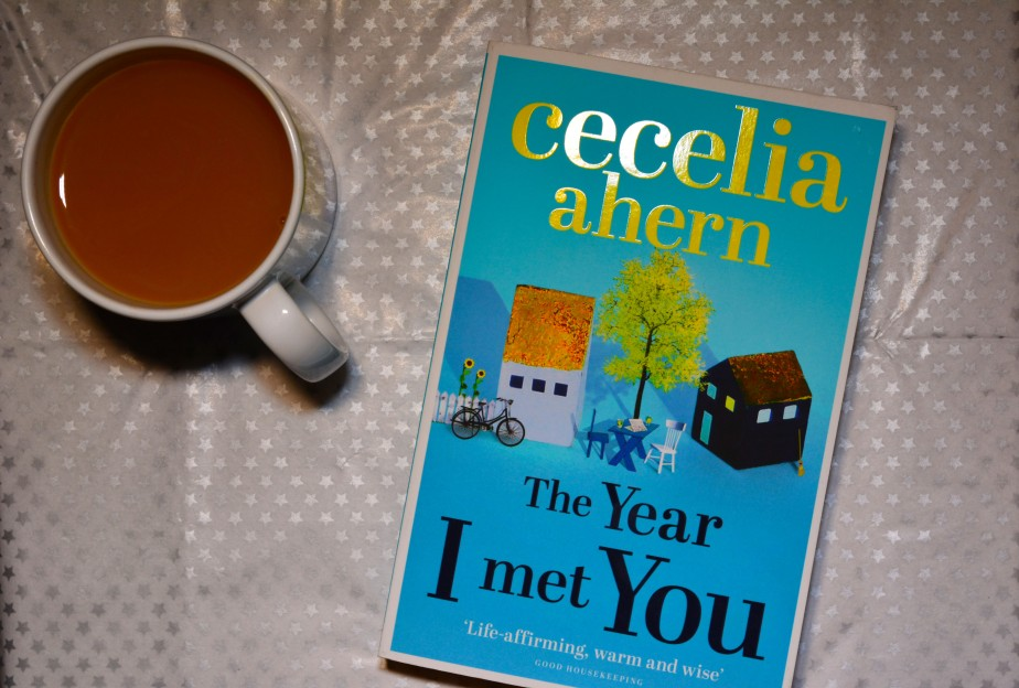Book Review – Cecelia Ahern – The Year I Met You