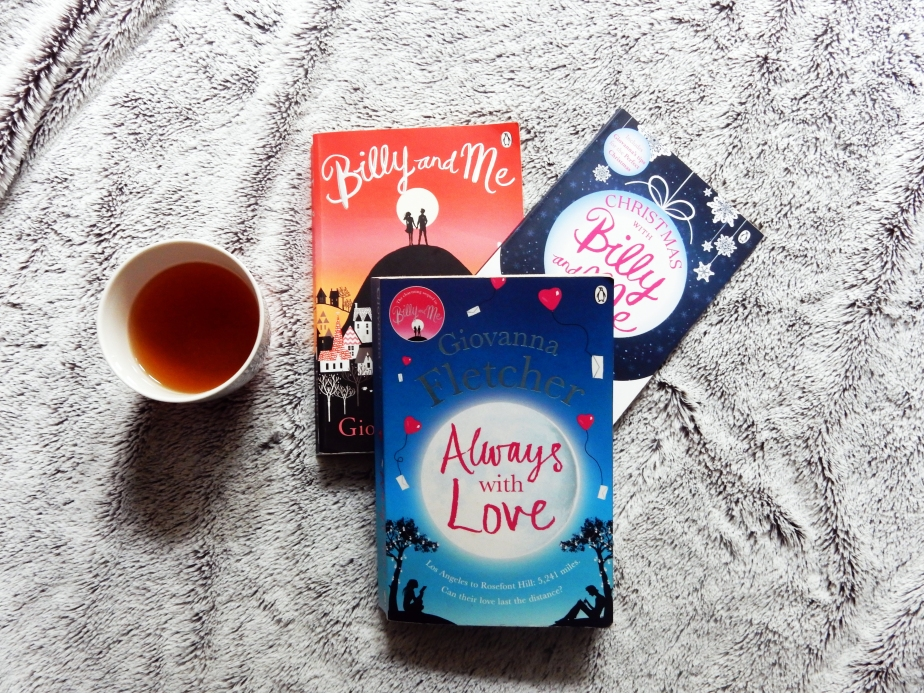 Book Review – Giovanna Fletcher – Always with Love