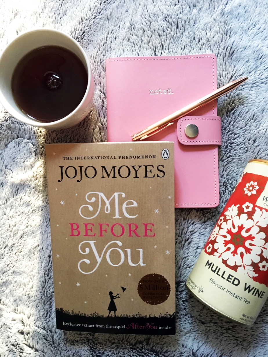 Me Before You – Jojo Moyes
