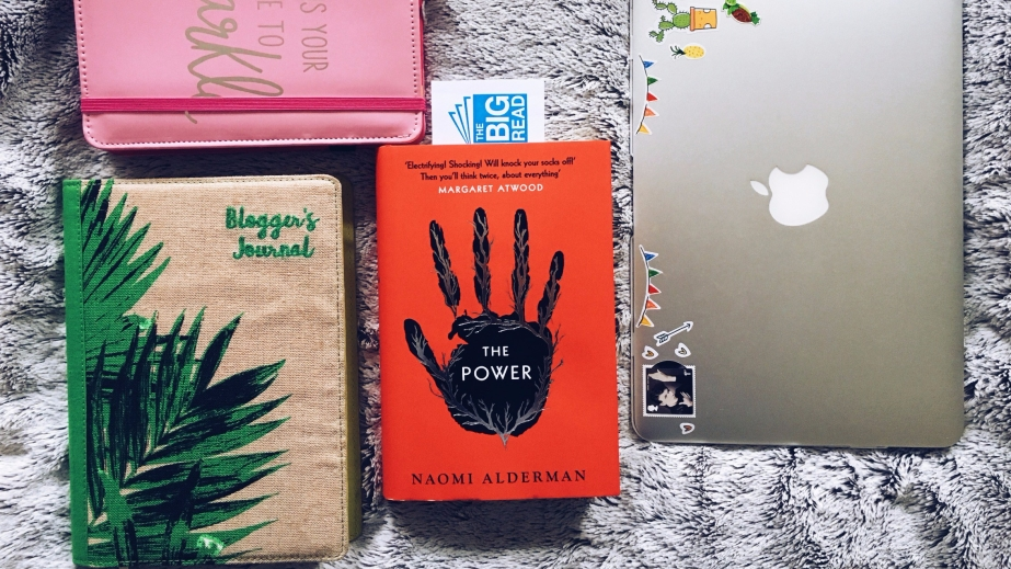 The Big Read with Elle Hache – The Power – NaomiAlderman