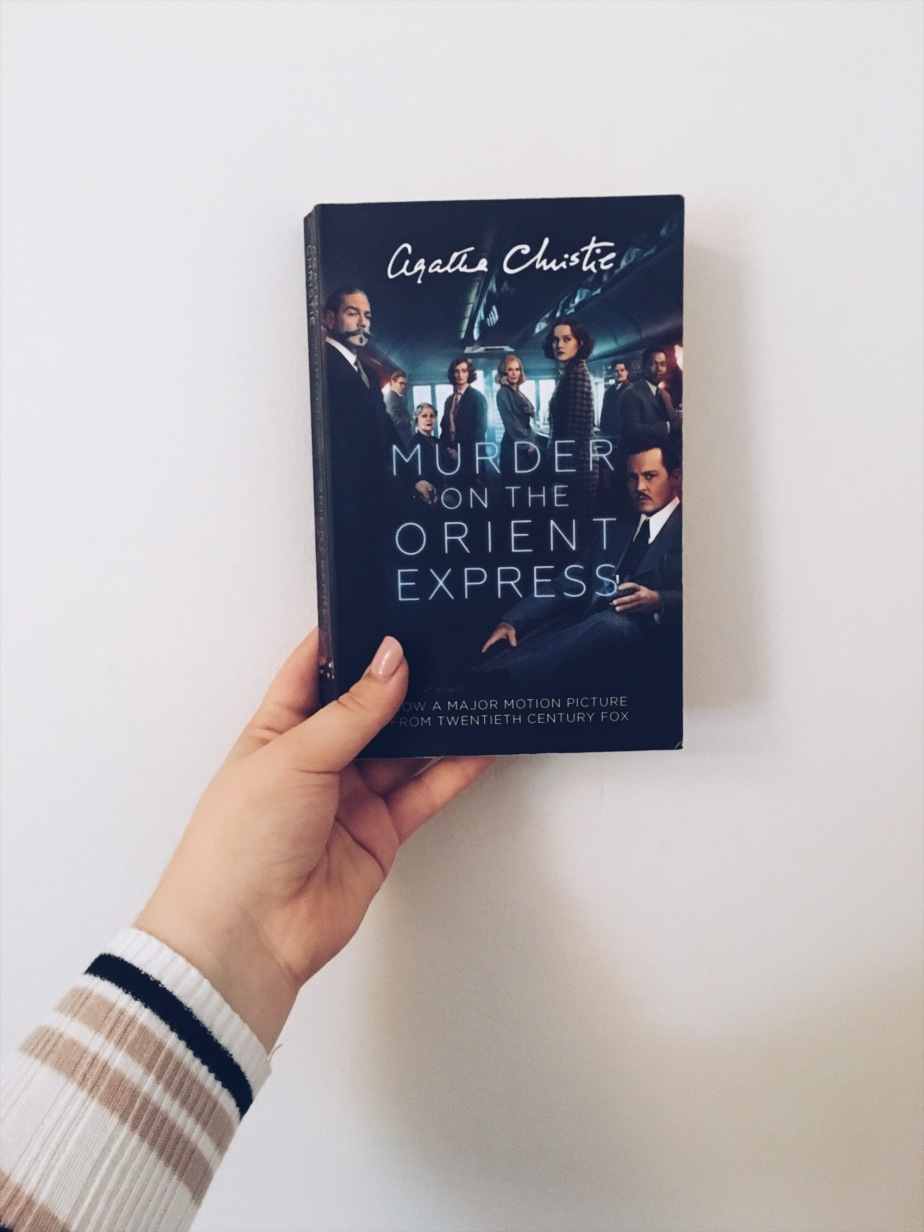 Murder on the Orient Express – Agatha Christie –Review