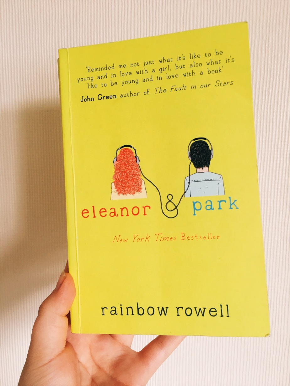 Eleanor & Park – Rainbow Rowell –Review