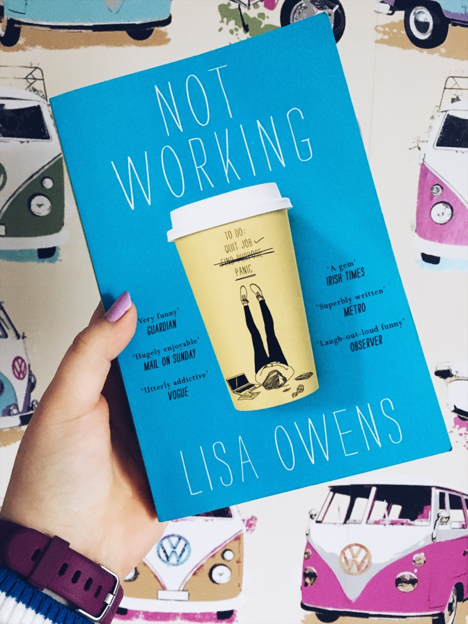 Not Working – Lisa Owens – Review