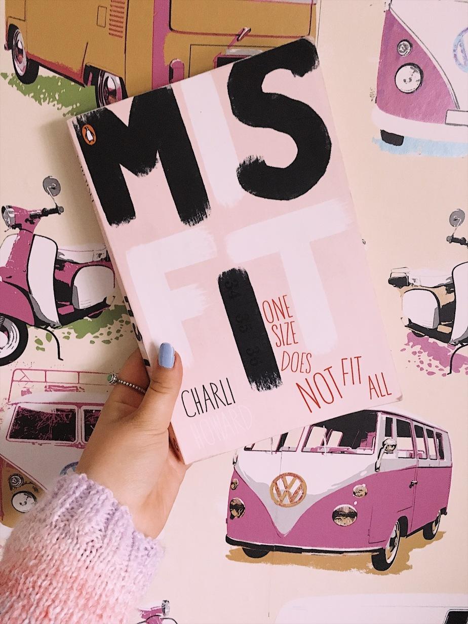 Misfit – Charli Howard –Review