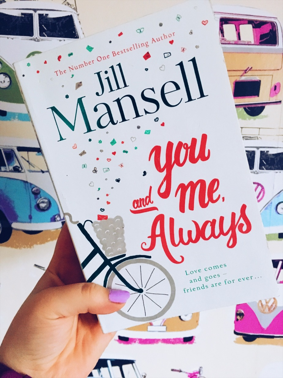 You and Me Always – Jill Mansell – Review