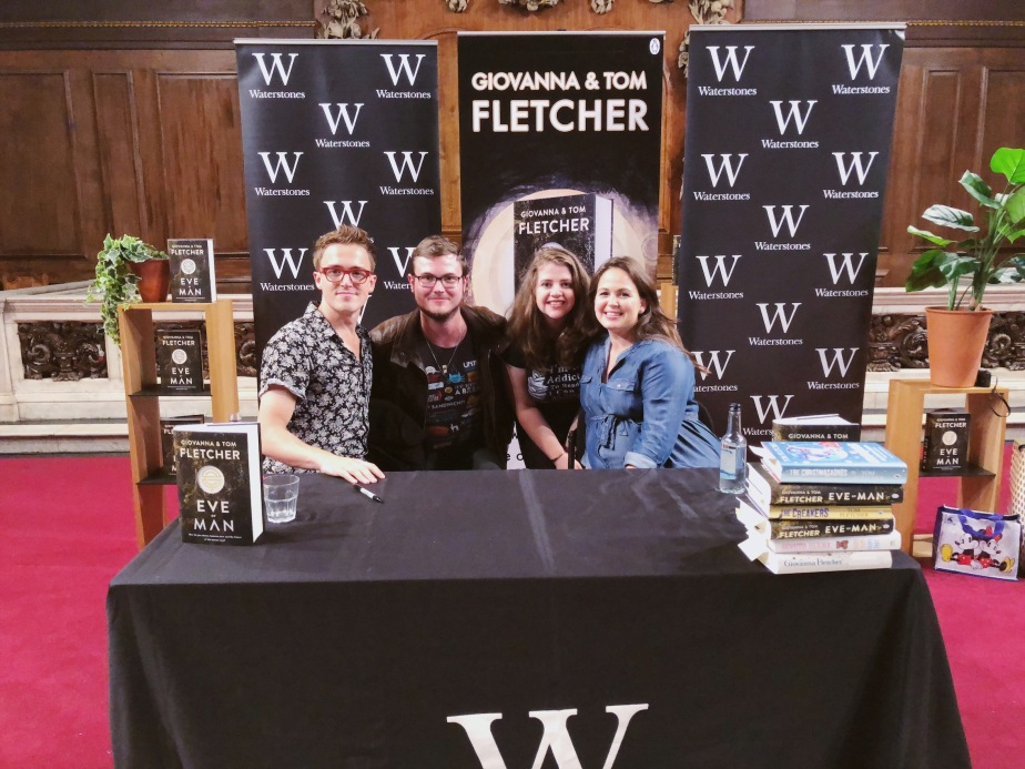 An Evening With Giovanna & Tom Fletcher