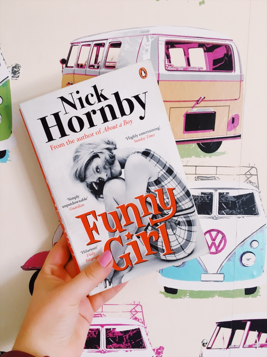 Funny Girl – Nick Hornby – Review