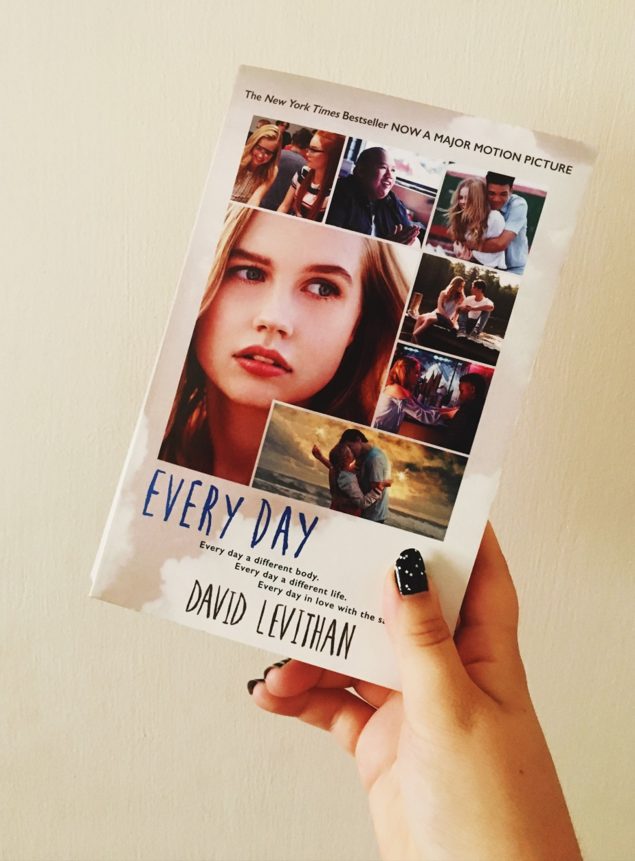 Every Day – David Levithan –Review