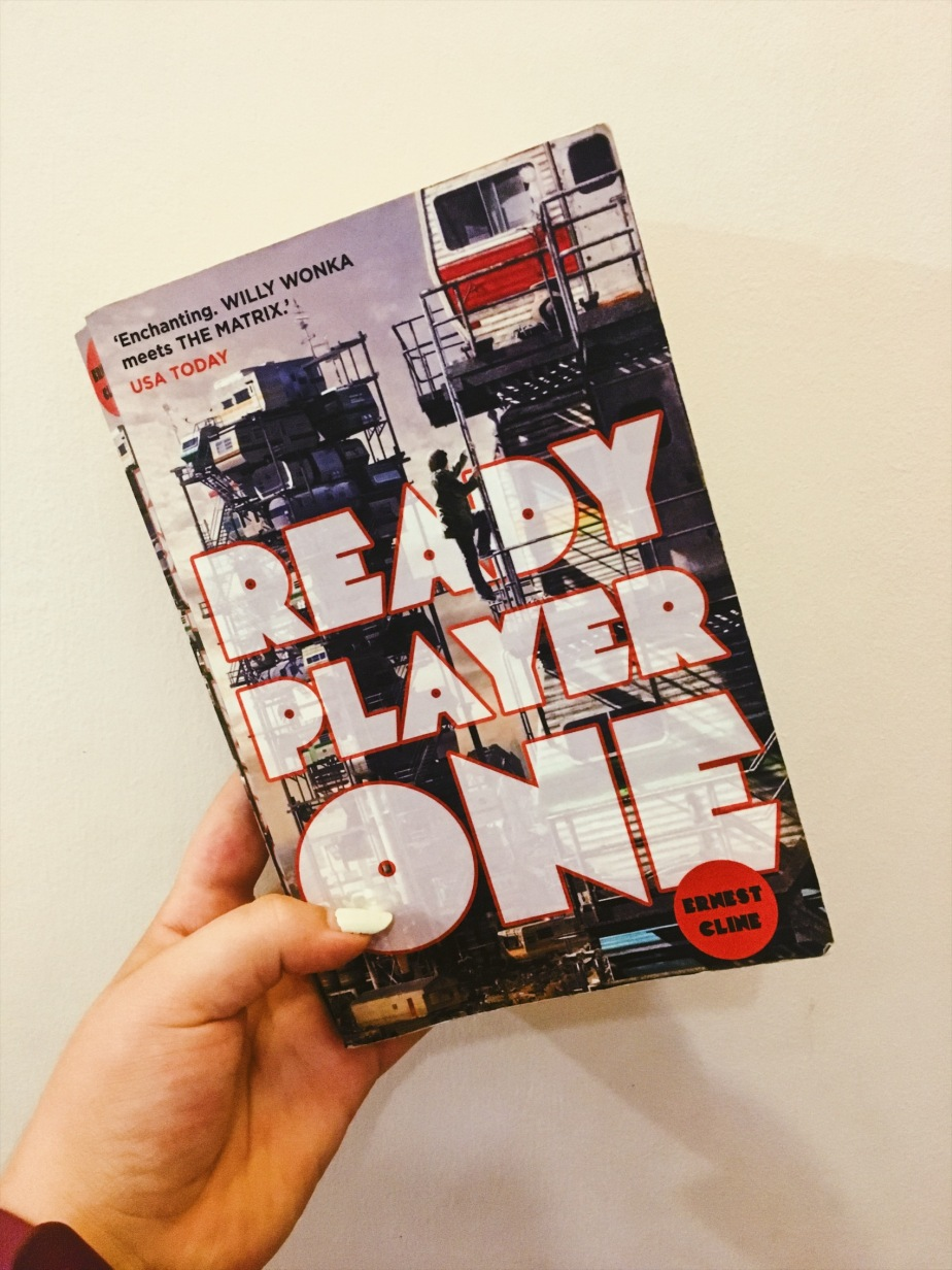 Ready Player One – Ernest Cline –Review
