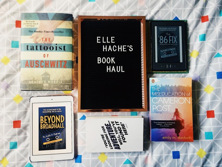 Book Haul –September