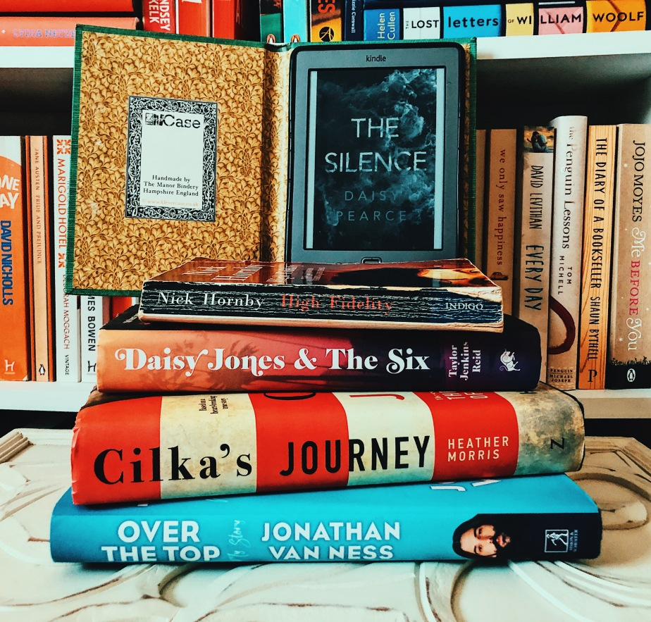 My February in books