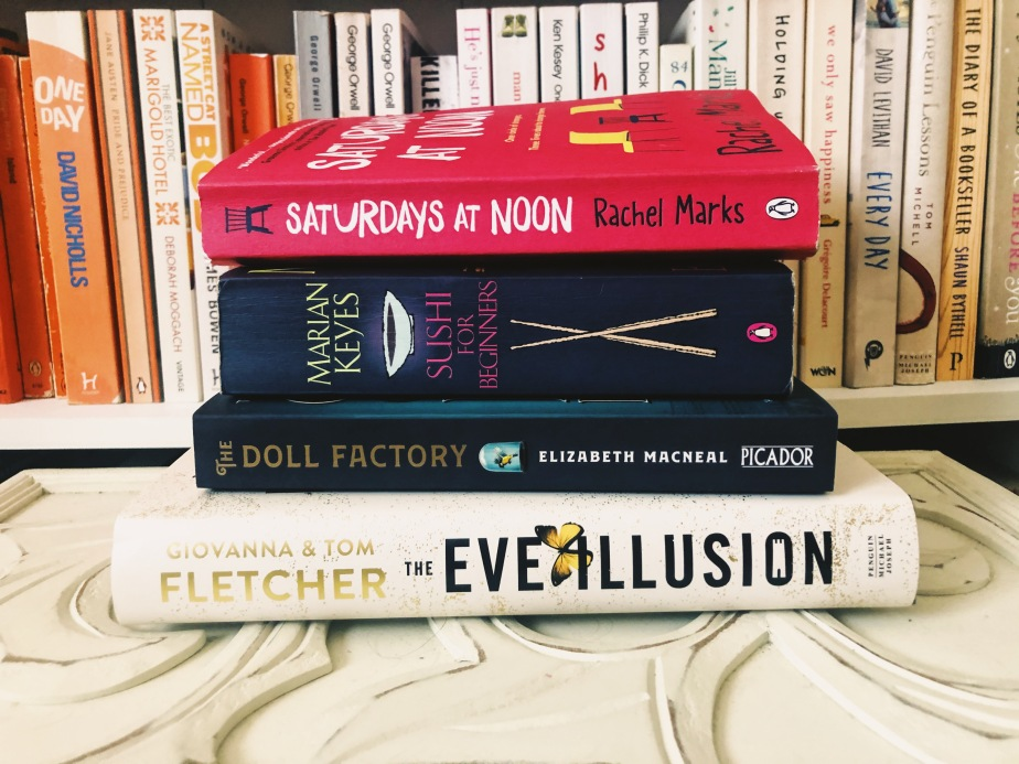 Book Haul – April/May